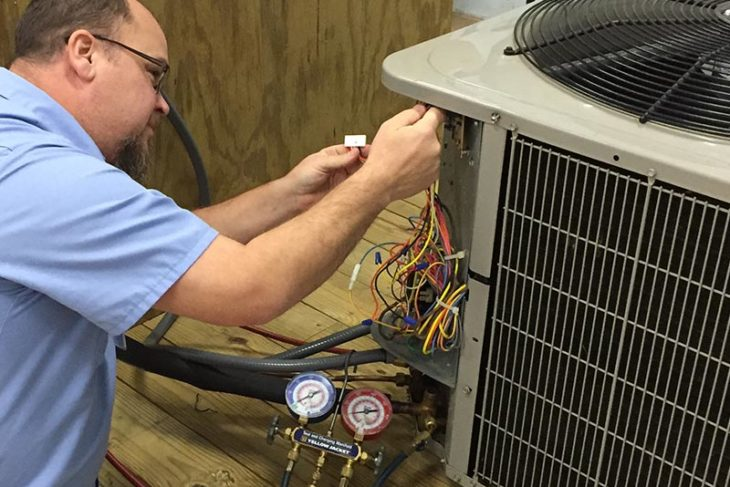 Have Air Conditioning Duct Repairs